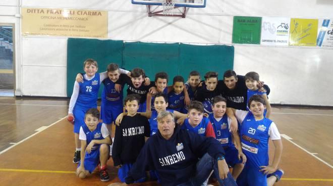 riviera24 -Sea Basket Sanremo