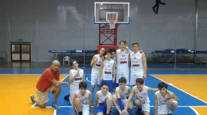 riviera24 - Sea Basket Sanremo under 13
