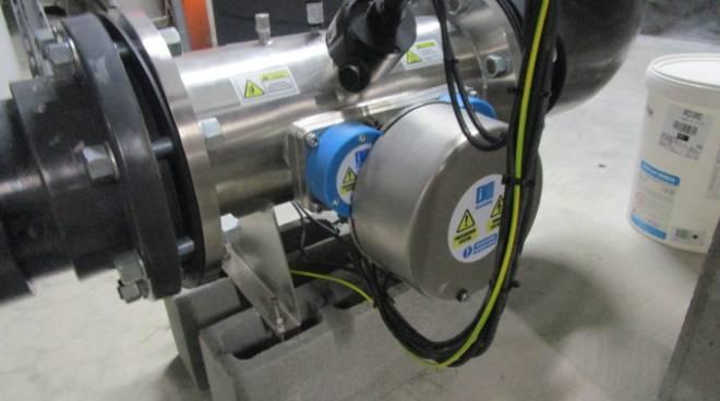 riviera24 - Sistema di purificazione acque a raggi Uv