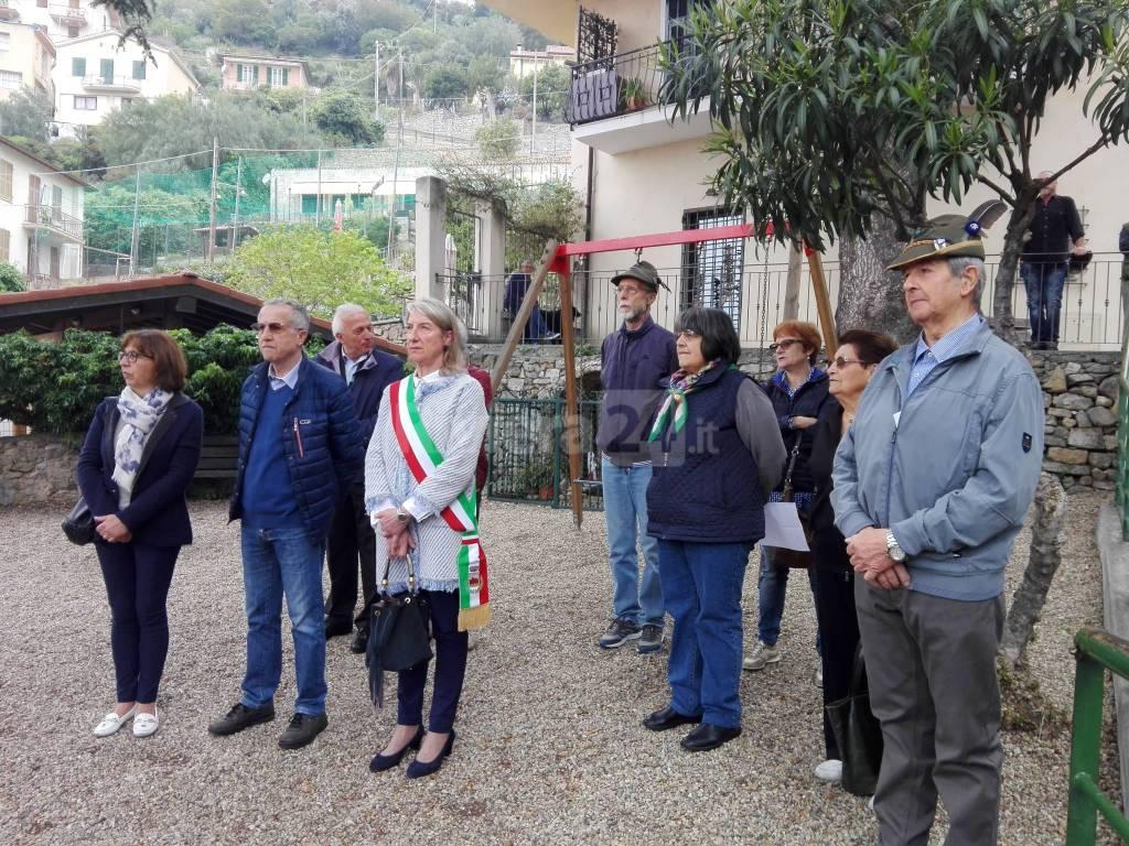 riviera24 - Vallebona celebra 25 aprile