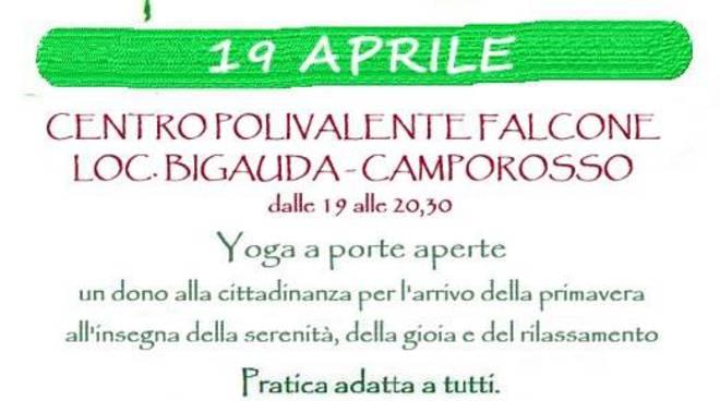 riviera24 - Yoga per dono