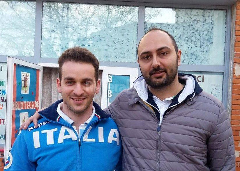 """Sanremo, Francesco Garibaldi alla """"Rubino"""""""