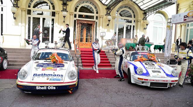 Sanremo Rally storico, Lucio Da Zanche e Daniele De Luis