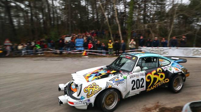 Sanremo Rally Storico, sabato
