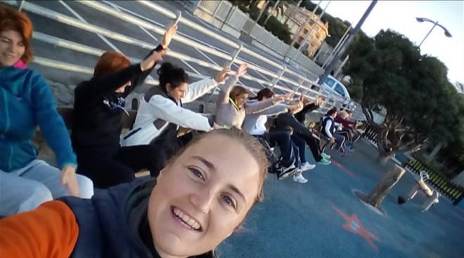 """Ventimiglia, """"Fitness all'aria aperta"""""""