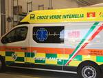 ambulanza intemelia croce verde