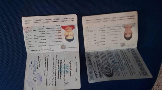 Arresto siriani ventimiglia