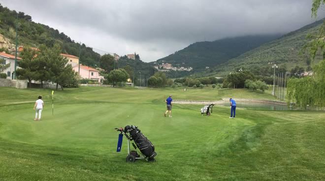 """Castellaro Golf Club, """"Amicale des Golfs 9 Trous"""""""