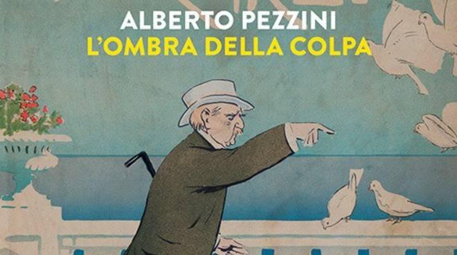 """Copertina """"L'ombra della colpa"""" di Alberto Pezzini"""