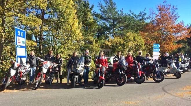 dgr garage moto raduno