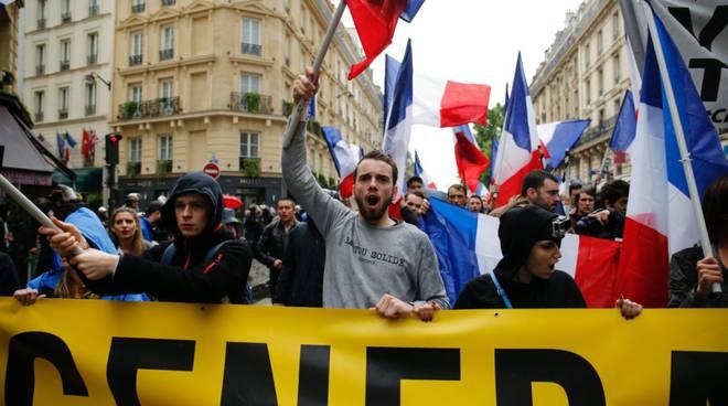 generation identitaire estrema destra francese