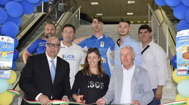 inaugurazione campionato nazionale calciobalilla