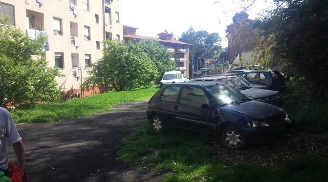 parcheggio via lamarmora sanremo levante pd