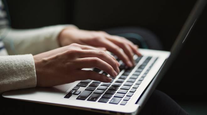 Pc, computer, tastiera generica