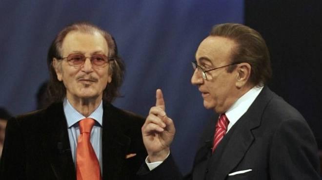 Pippo Caruso e Pippo Baudo