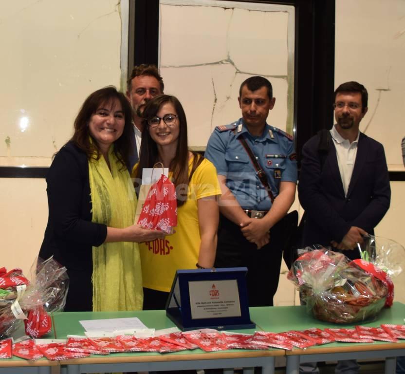 Premiazione studenti Bordighera