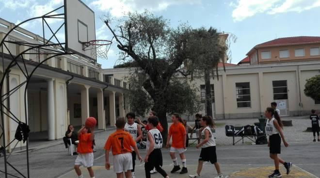 riviera24 - 5° Torneo Mini Basket PGS - San Lorenzo