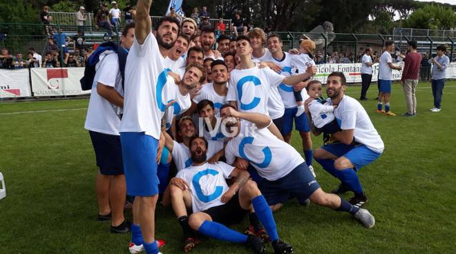 riviera24- Albissola in C promozione
