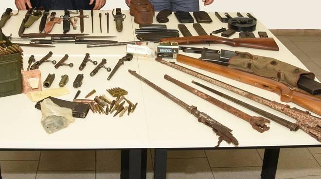 riviera24  - armi arsenale san biagio della cima