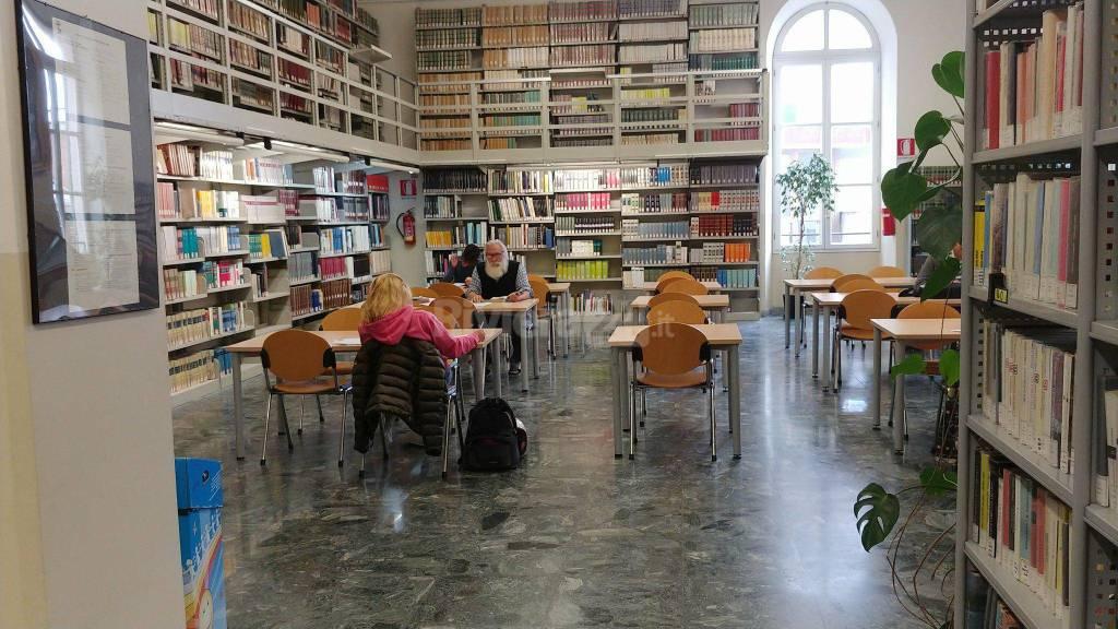 riviera24 - Biblioteca di Sanremo