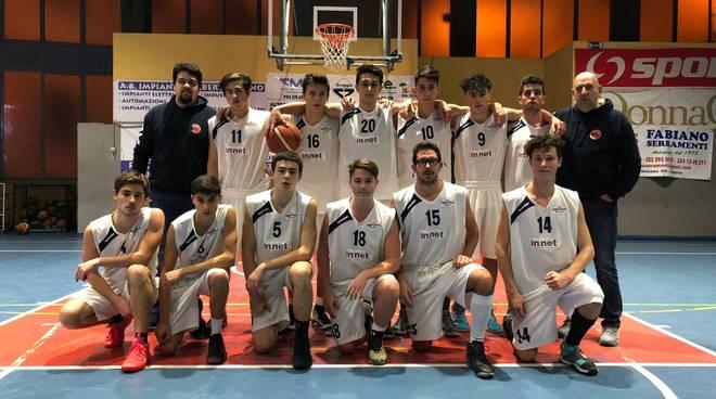riviera24 -BKI Imperia Basket