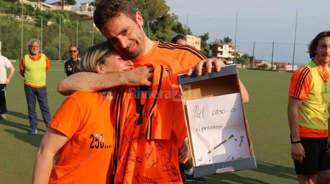 riviera24-bomber lamberti dice addio al calcio