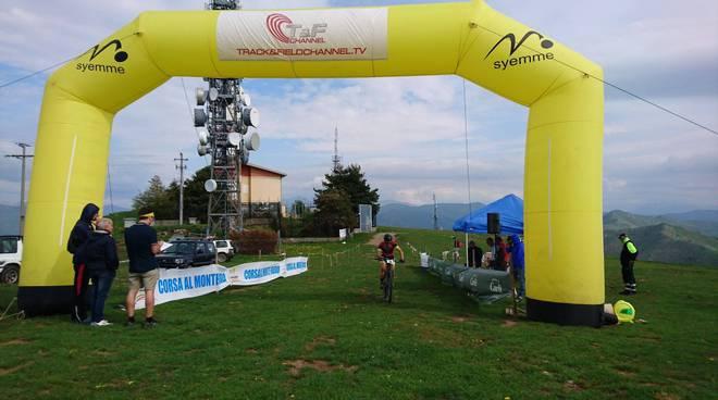 riviera24 - Cicloscalata Santa Brigida-Monte Faudo