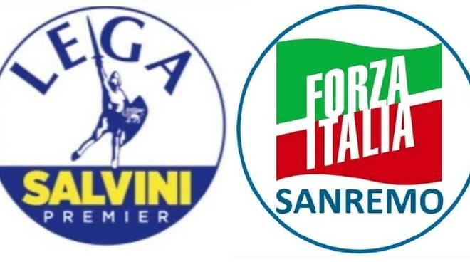 riviera24 - coalizione  coalizione di Centrodestra simbolo 2018 amministrative