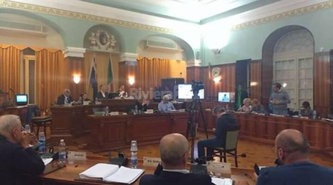 Riviera24- consiglio comunale sanremo