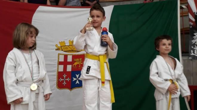 riviera24 - CS Sanremo al torneo Sharin Cup