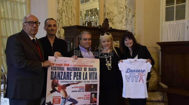 Riviera24- Danzare per la vita 2018