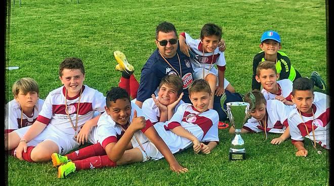riviera24 - Don Bosco Vallecrosia Intemelia al torneo Golfo Dianese
