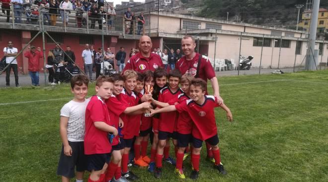 riviera24 - Don Bosco Vallecrosia Intemelia al Torneo Ventimiglia