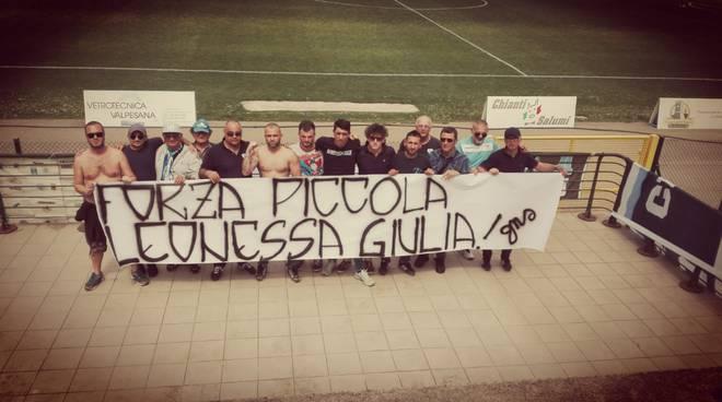 riviera24 - Giulia, Gradinata Nord Sanremo