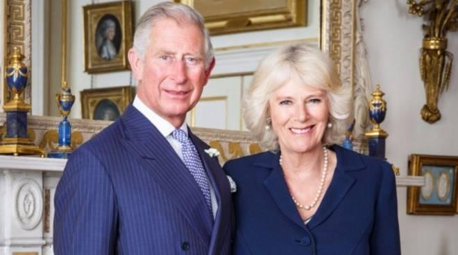 riviera24 - Il principe di Galles Carlo e Camilla Parker Bowles