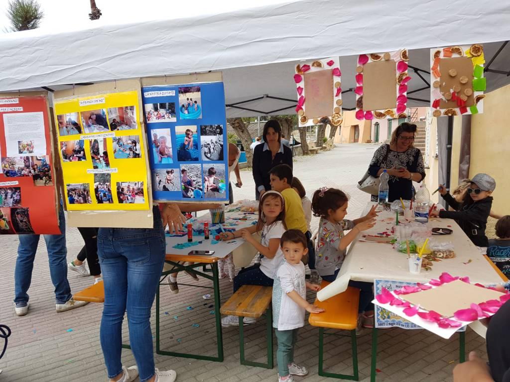 Riviera24- iniziativa Nido san Lorenzo