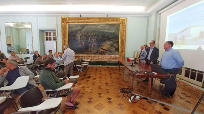 riviera24-presentazione palasport biancheri