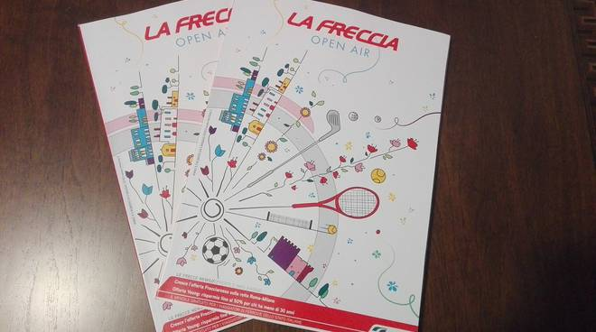 """riviera24 - Run for the Whales sulla rivista """"La Freccia"""""""