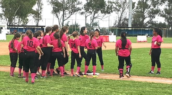 riviera24 - Sanremo Baseball Pink U13 e Tigers U16