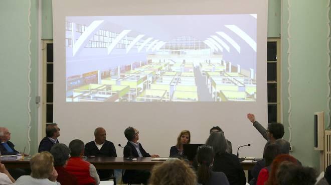 riviera24-Sanremo, restyling del mercato annonario: le foto del progetto