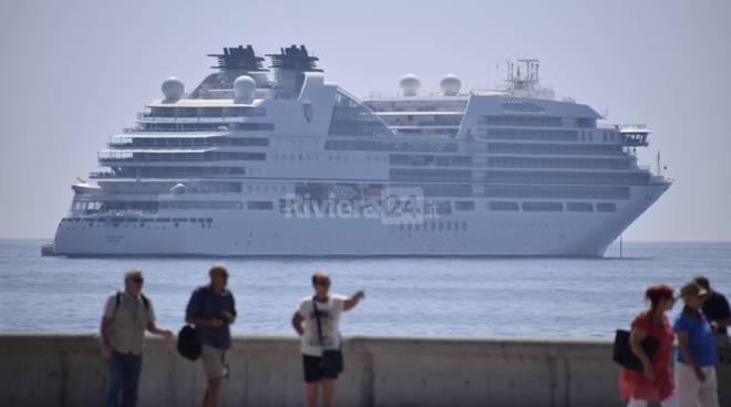 riviera24 - Seabourn Legend Nave crociera Sanremo