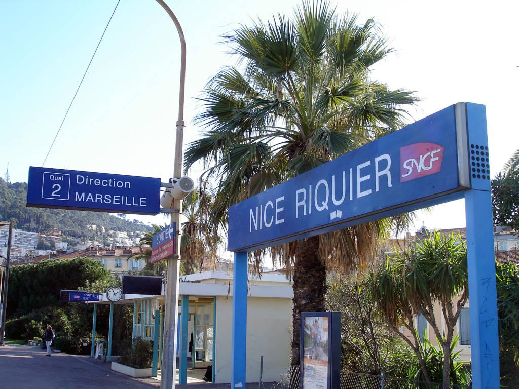 riviera24 - Stazione di Nice-Riquier