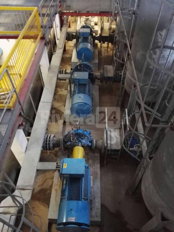 riviera24-Ventimiglia, alla scoperta della centrale idroelettrica di Amaie a Roverino