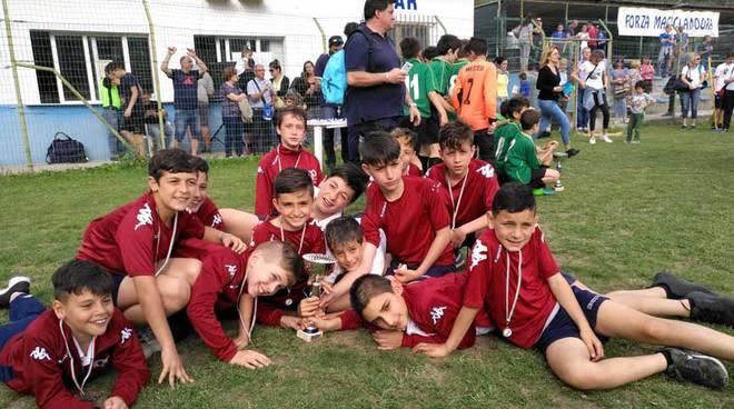 riviera24 - Ventimiglia Calcio Pulcini 2007