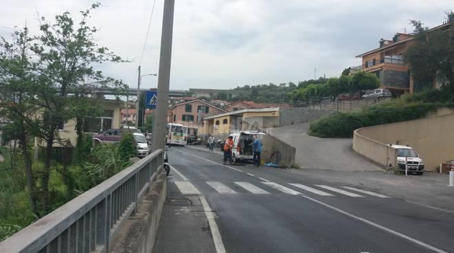 riviera24  -Via Airenti Imperia porto Maurizio