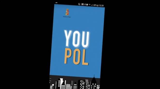 Reggio Calabria, da oggi YouPol, la nuova App della Polizia, è attiva
