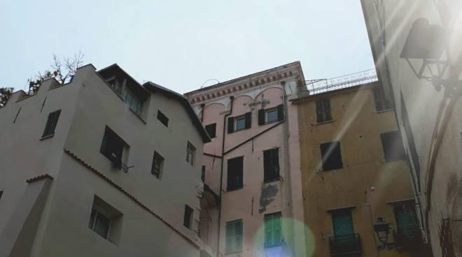 Sanremo, piazza santa brigida