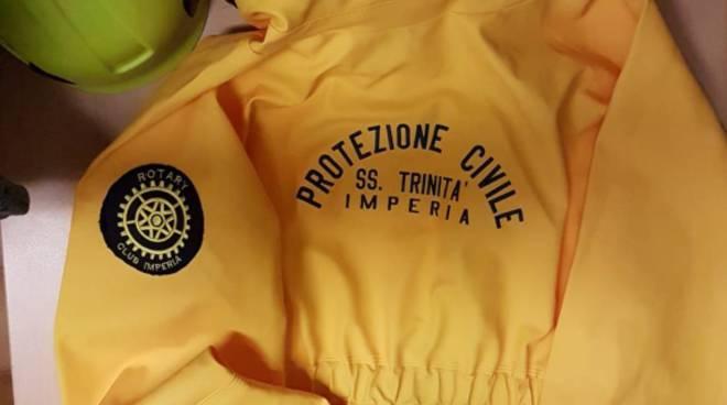 tuta rotary protezione civile