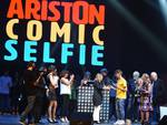 Ariston Comic Selfie 2018, finale