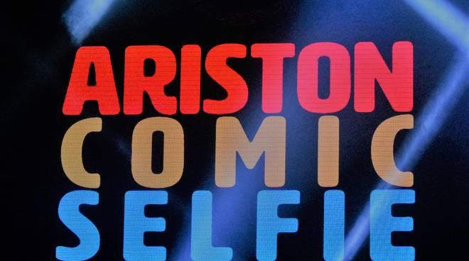 Ariston Comic Selfie 2018, finale